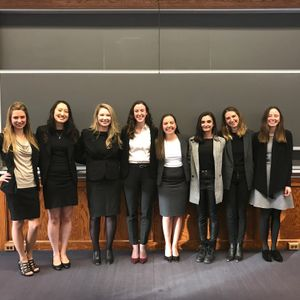 Cornell Law Review elects new executive editors — and they're all women