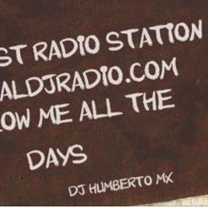 Dj Humberto - Latin Block Party (July 10th 2015 16-00gmt)
