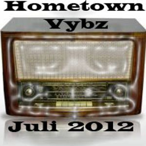 Hometown-Vybz Juli 2012 - Auxburgs Reggae Radio Station