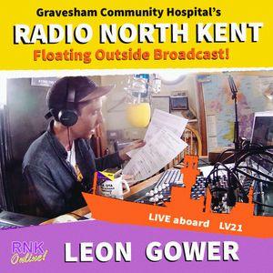Leon Gower – RNK Floating Outside Broadcast aboard LV21