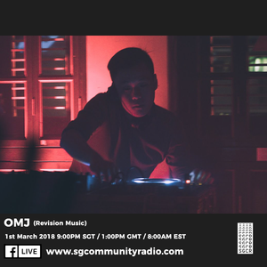 SGCR Radio Show #41 - 01.03.2018 Episode Part 2 ft. OMJ (Revision Music)