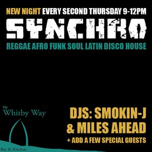 Synchro 15.12.16 Live at The Whitby Way