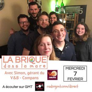 LBDLM#39 - 7 février 2018 - V&B Toulouse Reflets Compans