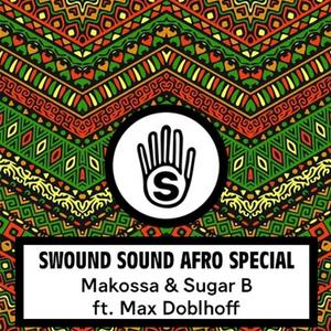 1160 - AFRO SPECIAL -  Max Doblhoff @ FM4 Swound Sound Recording Session