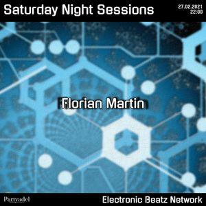 Florian Martin @ Saturday Night Sessions (27.02.2021)