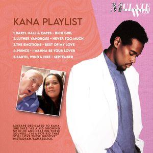 Kana's Mixtape by Dj Static