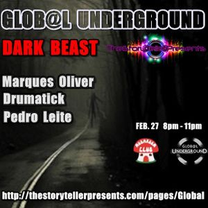 DARK BEAST #14 with Marques Oliver (27-02-2017)
