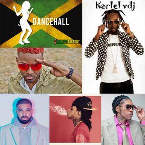Dancehall Mix 2016 2017 Vybz Kartel, Popcaan, Alkaline