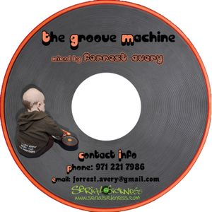 Forrest Avery - The Groove Machine