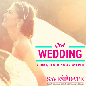 010: Wedding Q&A- Replica dresses & Tupperware parties