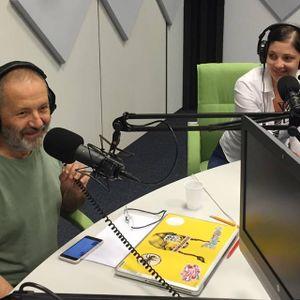 Guerrilla de Dimineata - Podcast - Luni - 13.06.2016 - invitati Alina Kasprovschi si Mircea Toma