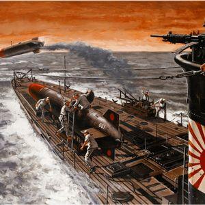 日本の潜水艦