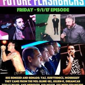 FUTURE FLASHBACKS - September 1, 2017 episode
