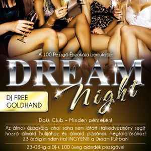 Nemere & Dj Free & Goldhand - Live @ Dokk Club Budapest Dream Night 2012.04.27.