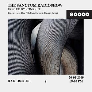 The Sanctum Radioshow - Episode 08 w/ Bass Dee & Konkret