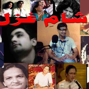 Sham-e-Ghazal 06-06-12 with Ch. Tahir Abead Taaj on Hamara Kharian FM 97