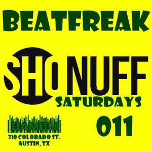Live @ Bambu Sho'Nuff Saturdays - 011