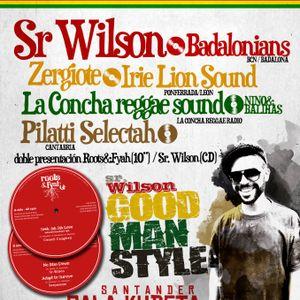 Programa 61, La Concha Reggae Radio (02/03/2013)