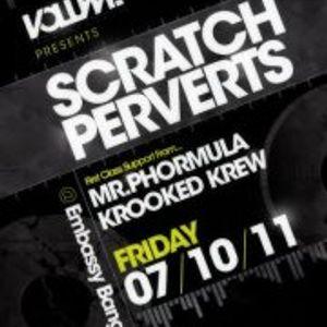 Hiphop Mix 2011 (Scratch Perverts support set)
