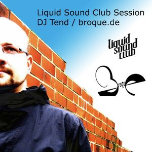 Dj Tend's broque escapades under water - LSClub July 2012