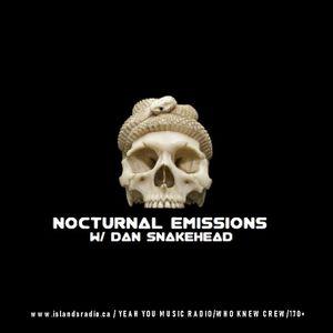 Nocturnal Emissions Episode 105 (Spotlight : Fishy)