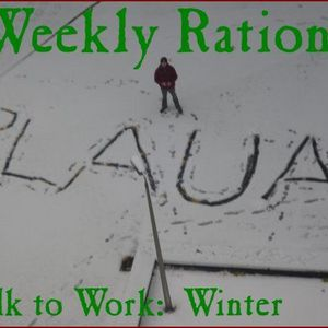 Walk to Work: Winter