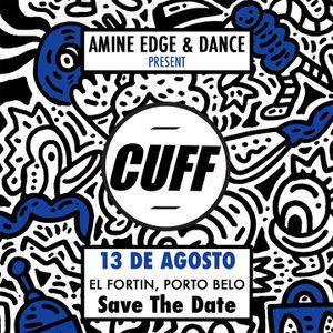 2016.08.13 - Amine Edge & DANCE @ CUFF - El Fortin, Porto Belo, BR