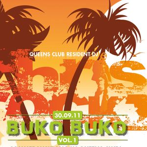 Chris Rockz - Buko Buko Club Vol. 5 (part I) @ Queens Club / Austria