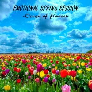 EMOTIONAL SPRING SESSION - Ocean of Flowers -