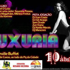 Sam Drade Luxuria Mixtape