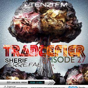Sherif Errefae - Trancefier 27