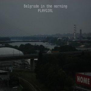 Belgrade in the morning