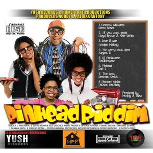 """Mr. Bruckshut - """"Pinhead Riddim (2014) Mix"""""""