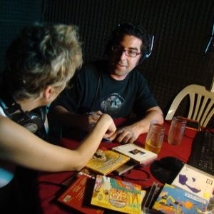 "Leonardo Tarifeño presenta su columna ""Musiclub"" (Tercer Trópico - FM La Tribu)"