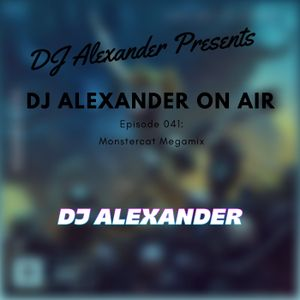 DJ Alexander On Air 041: Monstercat Megamix