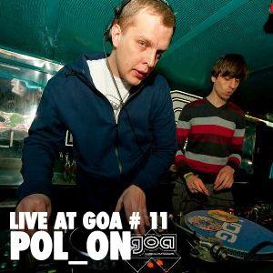 Pol_on | Goa Fin del Mundo | 1 Enero 2012