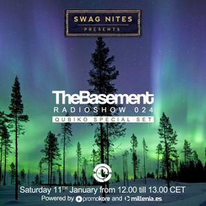 The Basement Radioshow #024 - Ibiza Global Radio * Qubiko Guest Mix