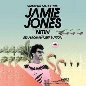 JB071 - Live @ CODA - Opening for Jamie Jones (2014)