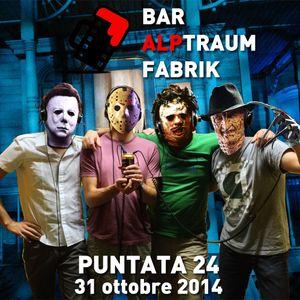 Bar Traumfabrik Puntata 24 - Intro e Box Office + Simone Rossi su Horror
