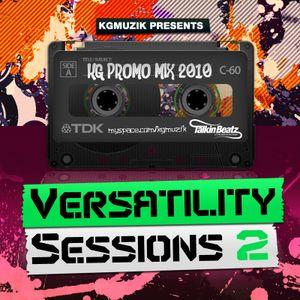 KG Versatility Sessions 2