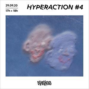 Hyperaction #4 w/ Collectif Folle Béton & Sainte Rita