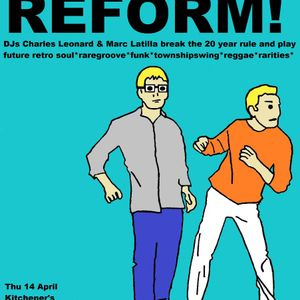 REFORM! 2031 (The 20 year rule mix)