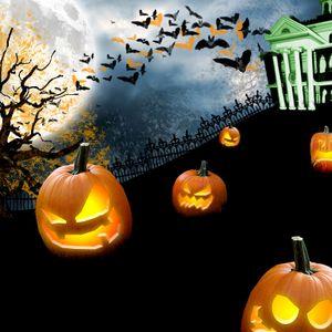 Daniels' Halloween Podcast 2012