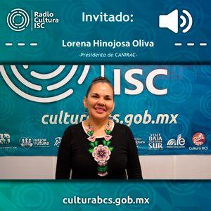"Entrevista - Lorena Hinojosa - 1er Festival gastronómico en la Ventana BCS ""Con Sabor a Mar"""