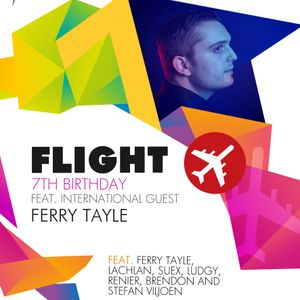 05 Ferry Tayle (Flight's 7th birthday ft Ferry Tayle 20 June 2015) (live)
