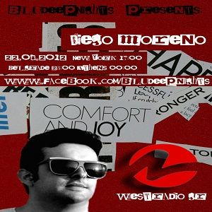 BluDeepNights on Westradio Vol.21 Aleksandar Savkovic and Diego Moreno