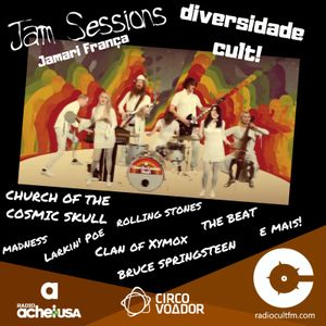 Jam Sessions Diversidade Cult - programa 184