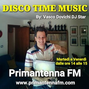 Disco Time Music #258 - Primantenna FM (2020)
