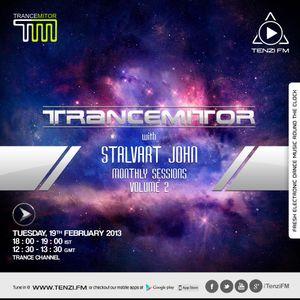TranceMitor Montly Sessions Volume 2 (Tenzi Fm)