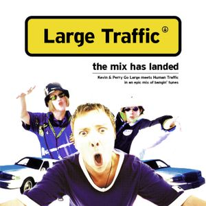 Large Traffic (Kevin & Perry vs Human Traffic)